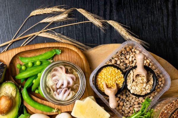 Zródła cynku-czyli zbilansowana dieta